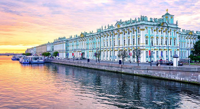museos más famosos del mundo: Hermitage