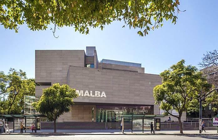 museos más importantes del mundo: Museo de Arte Latinoamericano - MALBA