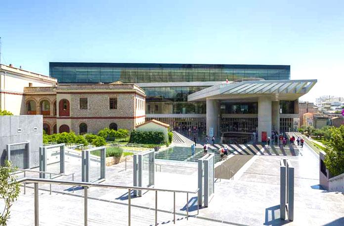 museos más famosos del mundo: Museo de la Acrópolis