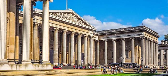 museos más famosos del mundo: Museo Británico