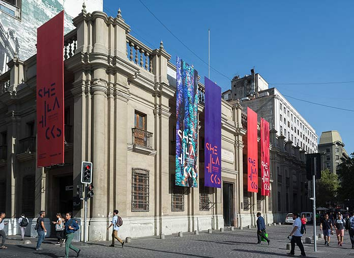 museos más importantes del mundo: Museo Chileno de Arte Precolombino