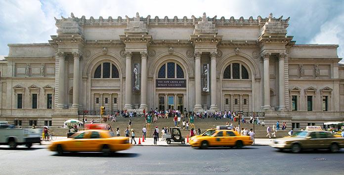 museos más famosos del mundo: Museo Metropolitano de Arte - MET