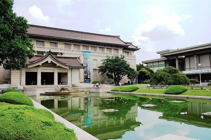 museos más importantes del mundo: Museo Nacional de Tokio