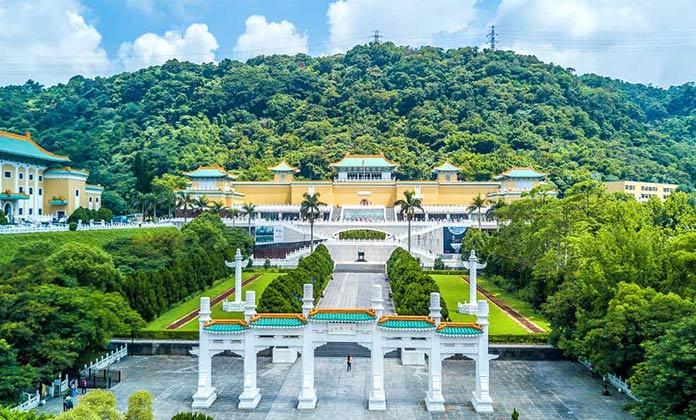 museos más importantes del mundo: Museo Nacional del Palacio