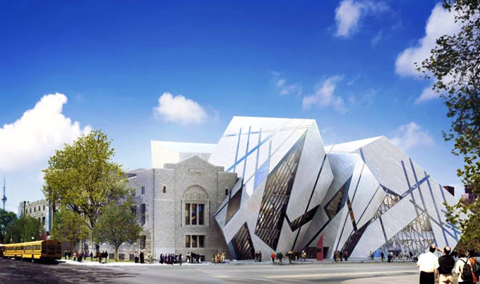 Museos curiosos: Museo Real de Ontario