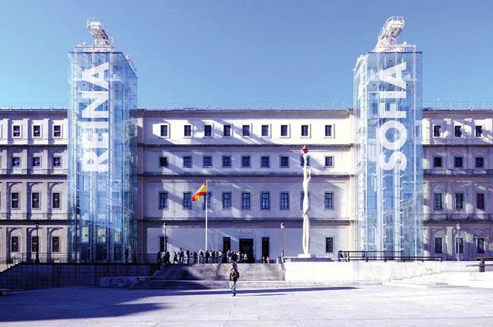 museos más famosos del mundo: Centro de Arte Reina Sofía