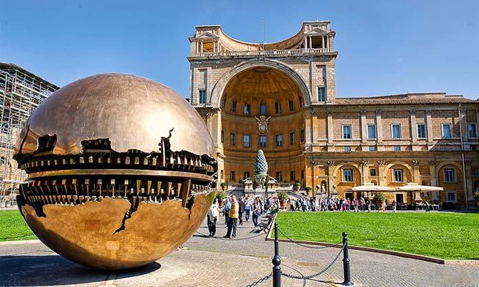 museos más famosos del mundo: Museos Vaticanos