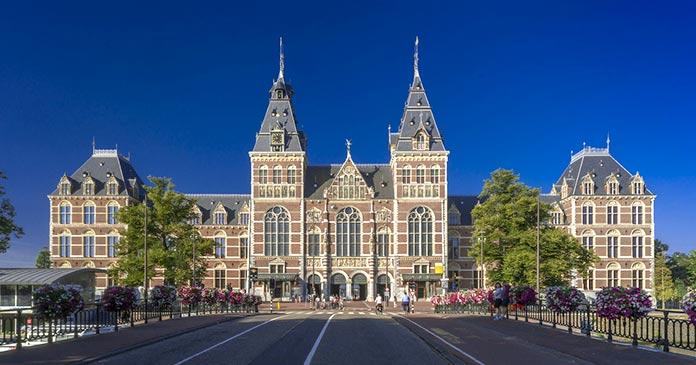 museos más famosos del mundo: Rijksmuseum