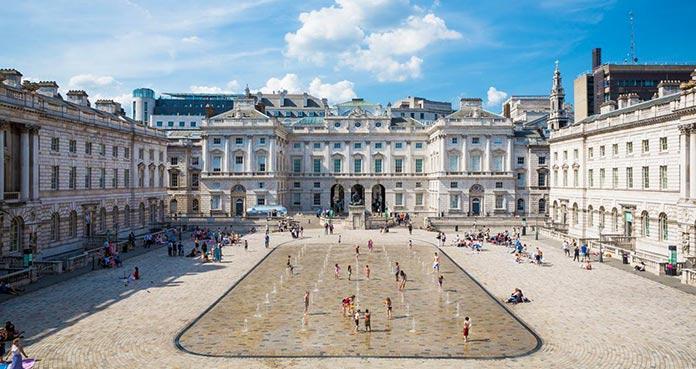 museos más famosos del mundo: Somerset House