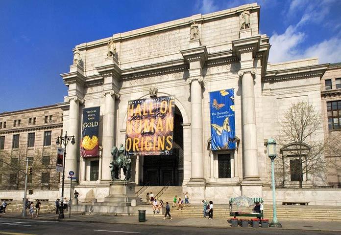 museos más famosos del mundo: Museo Americano de Historia Natural