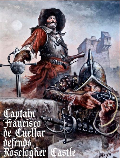 Náufragos reales + Francisco-de-Cuellar
