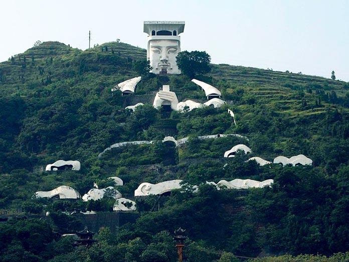 Necrópolis de Fengdu (China)