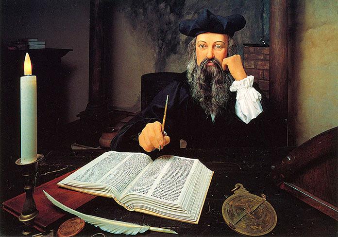 Nostradamus - profeta