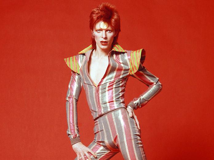 Nuevas masculinidades - David Bowie