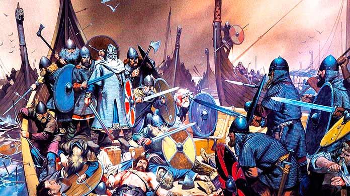 Batalla de Svolder