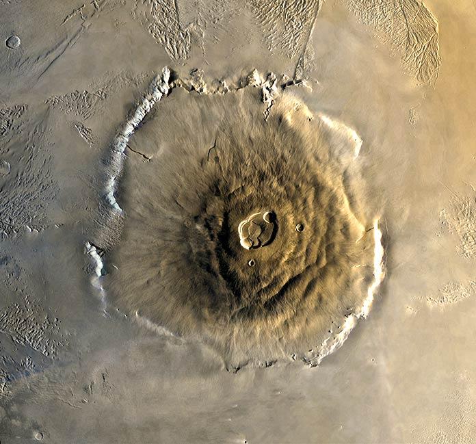 Olympus Mons - Marte