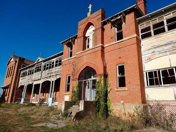 Orfanato de San Juan Goulburn (Australia)