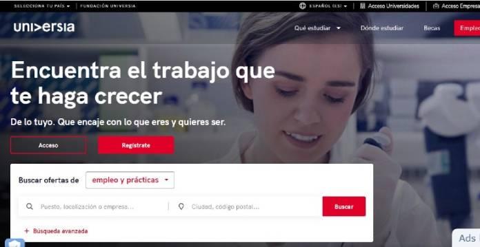 Páginas de empleo en México - Universia