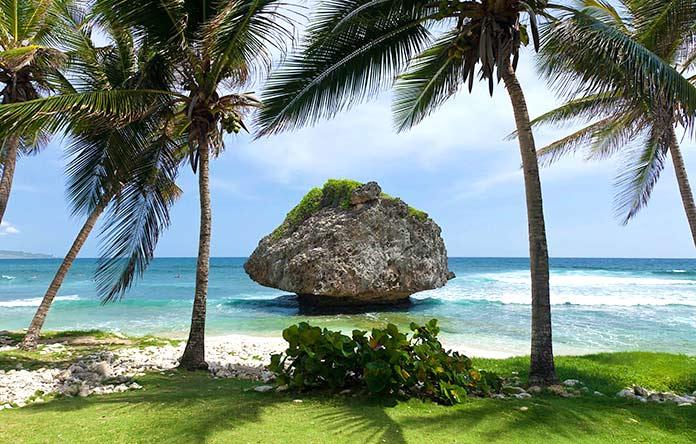 Países con clima tropical - Barbados