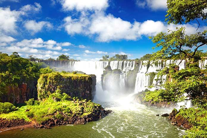 Países con clima tropical - Brasil