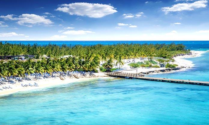 Países con clima tropical - Islas Turcas y Caicos