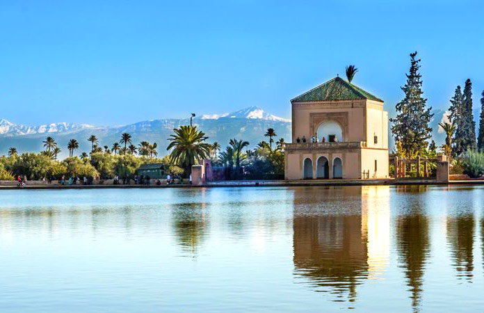 Países con clima tropical - Marruecos
