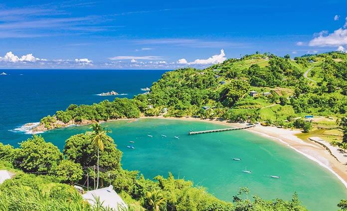 Países con clima tropical - Trinidad y Tobago