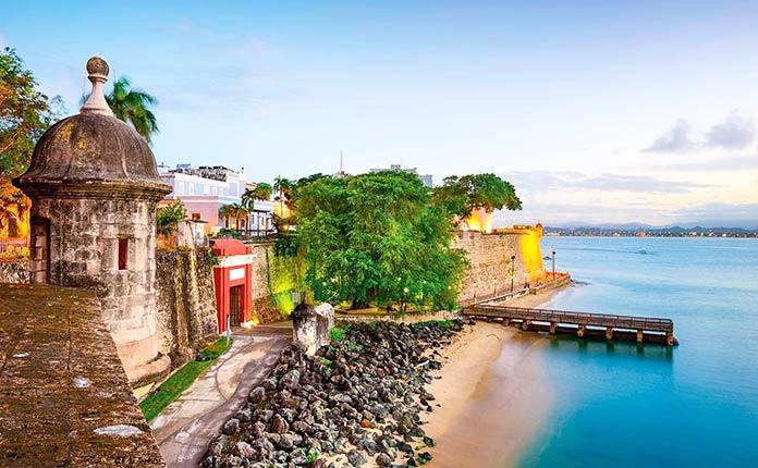 Países tropicales - Puerto Rico