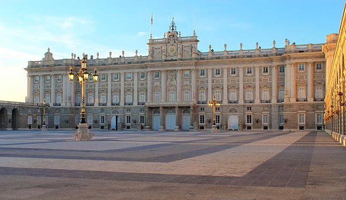 Nuevo Palacio Real