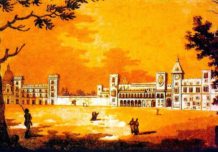 El Palacio del Real de Valencia
