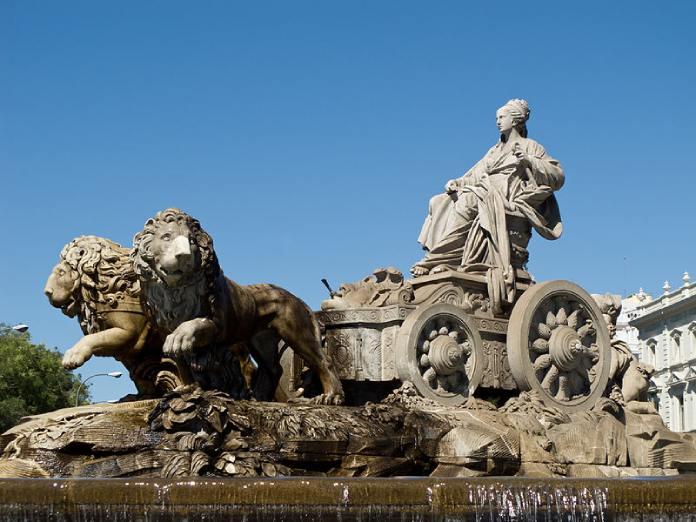 Paseo-del-Prado-Fuente-Cibeles