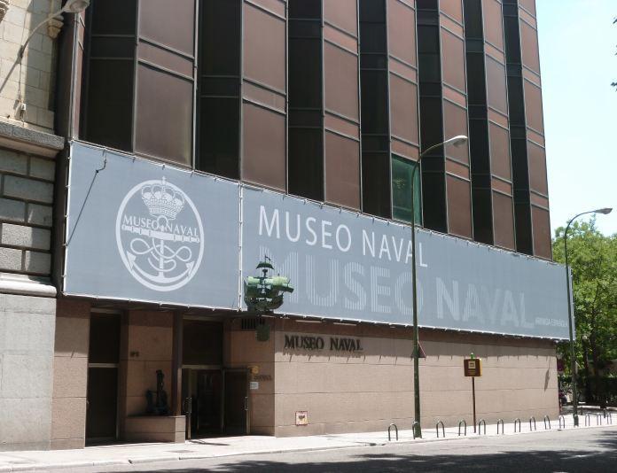 Paseo-del-Prado-Nuevo-Edificio-Cuartel-General-Armada