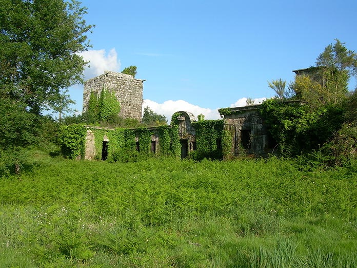 Pazo y Torre de Guimarei (A Estrada)