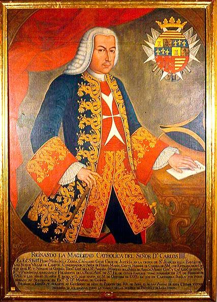 Pedro Mesía de la Cerda