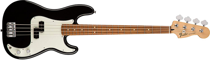 Fender Precision Bass negro