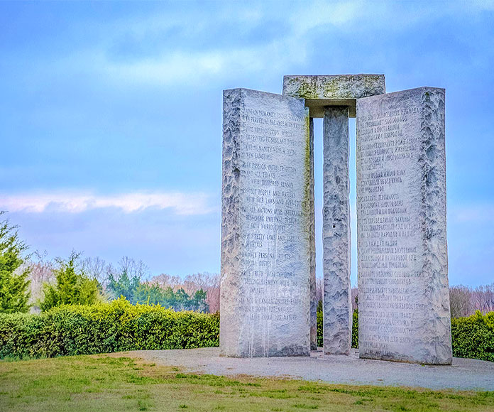 Piedras de Georgia: todo sobre las misteriosas Piedras Guía de Atlanta y las increíbles teorías sobre su origen