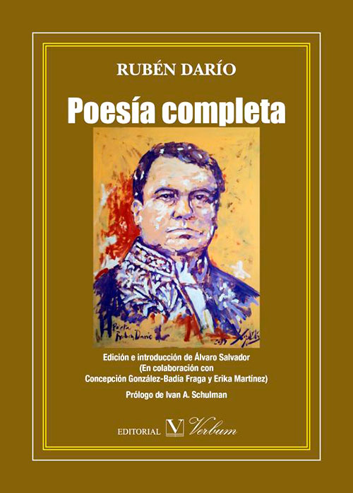 """Libro """"Poesías Completas"""", Rubén Darío"""