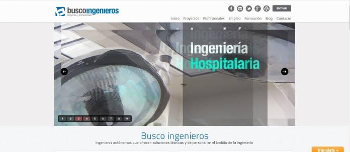 Portales de empleo en España - Buscoingenieros