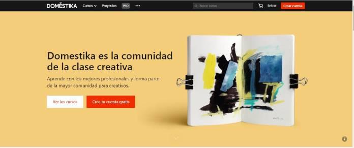 Portales de empleo en España - Domestika