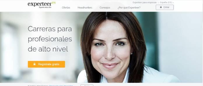 Portales de empleo en España - Experteer