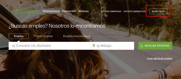 Portales de empleo en España - Infoempleo