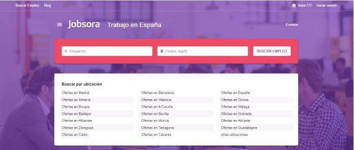 Portales de empleo en España - Jobsora
