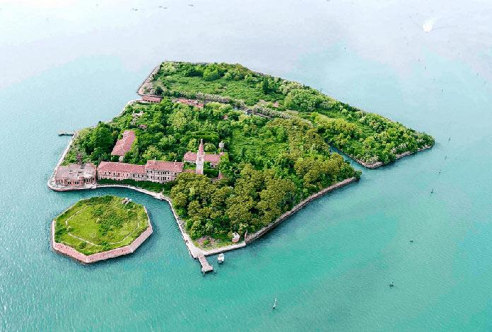 Poveglia, la isla de los muertos