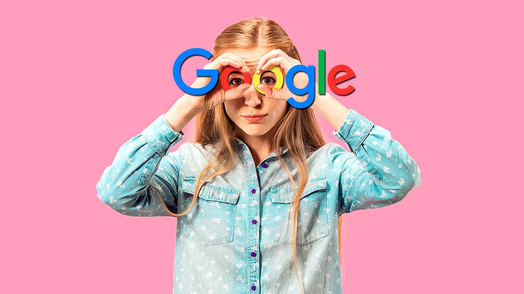 ¿Qué sabe Google de mí? Mucho más de lo que piensas…