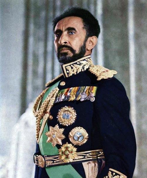 Rastafari - Emperador Haile Selassie 1 de Etiopía