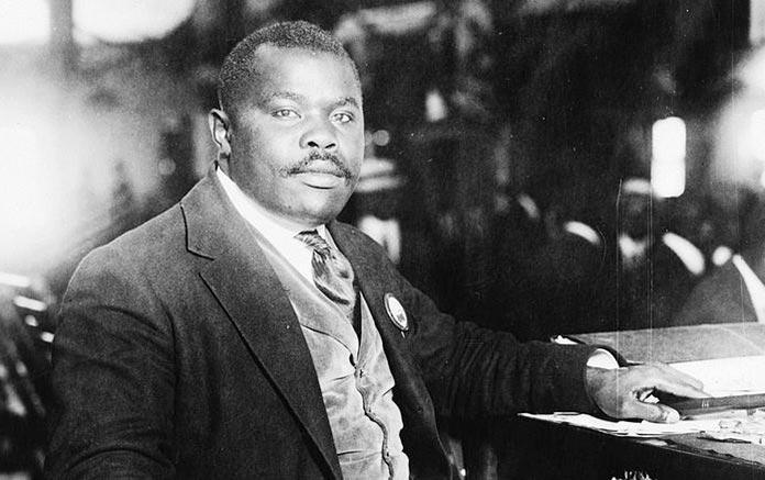 Rastafari - Marcus Mosiah Garvey