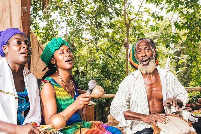 Rastafari - Rituales rastas