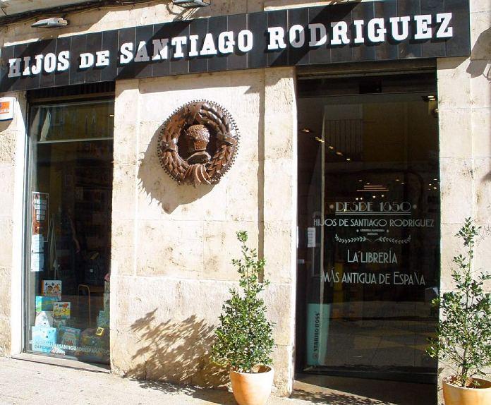Recorrido-BurgosLibreria-Hijos-Santiago-Rodriguez