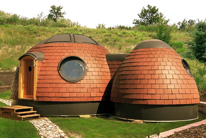 Refugios ecológicos: Eco Pod