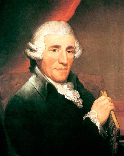 Retrato de Haydn